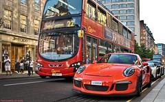 Porsche 991 GT3 RS (Jack de Gier) Tags: porsche gt3 gt3rs london uk supercar sloanestreet knightsbridge sportscar worldcar lava orange gt3car luxury horsepower speed mayfair qatar 222224 arab polarized
