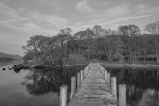 Coniston Jetty (Explored)