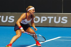 Cibulkova vs Allertova (Wild West Photography_) Tags: cibulkova allertova australian open 2017 pentax ricoh k3 tennis slam women action