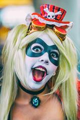 Harley Quinn (Thomas Hawk) Tags: america california comiccon comicconsiliconvalley conventioncenter cosplay harleyquinn svcc svcc2016 sanjose sanjoseconventioncenter santaclaracounty siliconvalleycomiccon usa unitedstates unitedstatesofamerica fav10 fav25