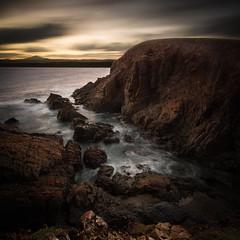 Emerald Sky (ronan.kohn) Tags: coffsharbour australia nsw emerald beach sunset seascape lansdcape