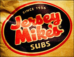 Jersey Mike's (raymondclarkeimages) Tags: rci raymondclarkeimages usa 8one8studios writing round lg subs food vs986 smartphone cameraphone jerseymikes restaurant sandwiches g4 1956 cheesesteaks