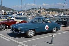 Alfa Romeo Giulietta Sprint Speciale (Maurizio Boi) Tags: alfaromeo giulietta sprint speciale pontedecimogiovi car auto voiture automobile coche old oldtimer classic vintage vecchio antique italy voituresanciennes worldcars