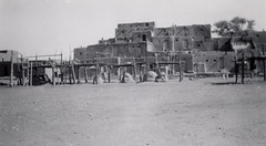Taos Pueblo, New Mexico (twm1340) Tags: july 1956 taos pueblo indian reservation nm newmexico nativeamerican