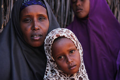 Fatima, Orphan in Kenya, 2013