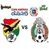 Te esperamos hoy a las 6:30 pm para el segundo partido de la copa america 2015. Mexico vs Bolivia. Recuerda, hoy y durante toda la copa america entredemos promocion de cerveza groslch, pague 3 lleve 4. No te lo pierdas!! #copaamerica #mexico #bolivia #fut