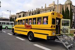 IV RAL·LI INTERNACIONAL D'AUTOBUSOS CLÀSSICS - INTERNATIONAL S1800 (Yeagov_Cat) Tags: barcelona 1982 catalunya jovi autobús avingudareinamariacristina autobusosclàssics internationals1800 ivral·liinternacionaldautobusosclàssics ivral·liinternacional b1083vm