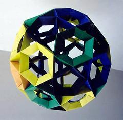I(1,2,_,[2]) (orig4mi.) Tags: paper origami fold polyhedron