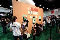 Cartoon Network booth (Gage Skidmore) Tags: california san comic cartoon diego center convention network con 2015