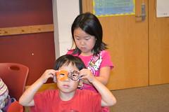 6.24.15 Superhero Sidekick at Millard Branch (Omaha Public Library) Tags: sidekick library crafts videogames superhero twister cooperation teamwork summerreadingprogram omahapubliclibrary millardbranch
