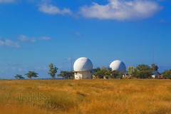 airbase (chezstar_06) Tags: blue clouds landscape photography golden outdoor philippines structure base skyblue goldengrass litratisticaimages cherrydolphy