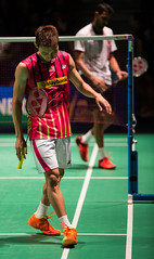 Lee Chong Wei vs Rajiv Ouseph (KW0326) Tags: county new york england college island gold us suffolk community long open grand prix lee malaysia ms brentwood wei chong badminton rajiv qf bwf 2015 ouseph usopen2015yonexusopen