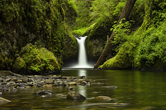 Punch Bowl Falls - Columbia River Gorge (PNW-Photography) Tags: