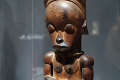 Reliquary Guardian Figure (Eyema-o-Byeri), Gabon, Fang peoples