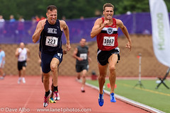 800 meter finals (davealbo442) Tags: usa sports minnesota sport race outdoors track unitedstates outdoor events stpaul competition running racing master event masters nationalchampionship nationals trackandfield trackmeet seniorgames d810