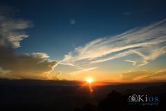 Atardecer en Ixtlan de Juarez (Kios Photography) Tags: naturaleza nature oaxaca sierrajuarez fotografo ecoturismo sierranorte ixtlan ixtlandejuarez ecoturixtlan kiosgarcia kiosphotography