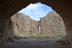 AL KARAK, JORDAN - church ruins/ -,  -   (Miami Love 1) Tags: castle church ruins iglesia jordan ruinas moab crusader castillo jordanian kerak jordania crusades karak krak   cruzadas     jordaniano