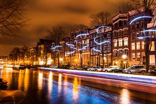 Wisp, Amsterdam light festival 2016