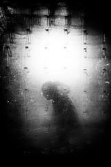 (willy vecchiato) Tags: monochrome monocramatico blackandwhite biancoenero bw candid street abstract mistery minimalist mistero motion blur 2016 fuji x100s