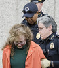 Kathy Kelly Is Arrested for Participating in an Anti-Torture Demonstration Inside the Hart Senate Office Building (Shrieking Tree) Tags: guantanamo bagram kandahar blacksites indefinitedetention cia torture protest vigil detainee gitmo gtmo murder waterboarding donaldtrump demonstration abughraib humanrights boilersuit abuse humiliation america usa witness against