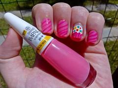 Esmaltação das Corujas: AS Homenagem! (Raíssa S. (:) Tags: esmalte unhas nails rosa pink cremoso priscila impala naillacquer nailpolish nailart corujas