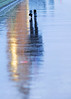 These boots are made for walkin'... (Tedz Duran) Tags: tedzduran westminster bridge london england uk unitedkingdom boots reflections rain urban big ben elizabeth tower clock dawn sunrise sony ilce a7rii leica summicron 90mm asph techartpro