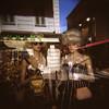 rWindow shopping (limrodrigues) Tags: nicefrance holga film portra400 color mediumformat 6x6