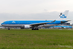KLM Royal Dutch Airlines Airbus A330-203     PH-AOC     Amsterdam Schiphol - EHAM (Melvin Debono) Tags: klm royal dutch airlines airbus a330203   phaoc amsterdam schiphol eham melvin debono spotting canon 7d 600d plane planes airport airplane aviation aircraft netherlands holland
