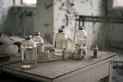 'Baby bottles'.... (Taken-By-Me) Tags: takenbyme abandoned adventure building buildings bottle bottles baby babies closed creepy centre chemical chernobyl derelict decay dark demolished explore exploring empty eerie children forgotten gone hospital left lost medical neglect nikon nuclear news reactor remains radiation ruin shut urbex urban ue ukraine vacant zone