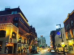 Portland, Maine.  Grá.