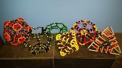 Lego Polyhedral Dice (Daddy Ogre) Tags: lego technic polyhedra polyhedral dice gaming