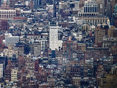 Puzzle (karinavera) Tags: travel sonya7r2 urban day building puzzle architecture crowded nyc aerial newyork cityscape city