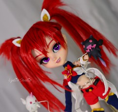 jinx doll pullip ooak FC (Lydioteision customs) Tags: jinx pullip doll custom pullipdoll junplanning leagueoflegends league legends lol