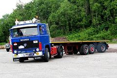 Scania 141 (Falippo) Tags: autocarro camion lkw lorry truck truckmeeting historictruck oldtimertruck scania141 scania bartoletti spadotto camionstoricinordest