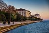 Warm Autumn Sunset (Cortez_CRO) Tags: zadar croatia hrvatska sunset zalazak sunca adriatic sea jadransko more stari grad