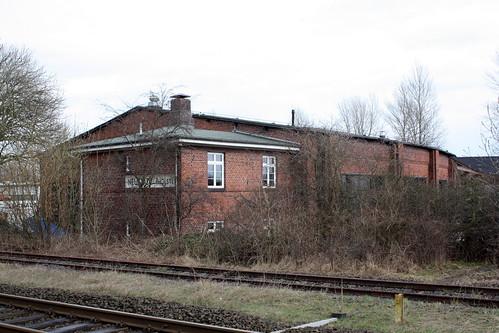 Ehemaliger Lokschuppen Neustadt (Holst)