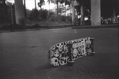 Abandoned (diehesh) Tags: analog bw black white 400 iso 400iso