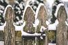 """lock(ed) (Ibi Szabo"""") Tags: nikond7000 allrightsreserved snow 2016 madison wi winter fence lock locked wood"""