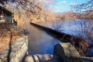 Flood102_3121 Boathouse Flooded