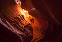 Light from Above (Matt Champlin) Tags: tbt throwbackthursday west antelope canyon arizona travel camping hiking antelopecanyon nature landscape peace peaceful hope save change environment desert southwest canon 2010 beautiful red slot slotcanyon sun sunbeams