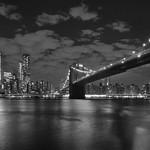 Brooklyn bridge (B&W version)