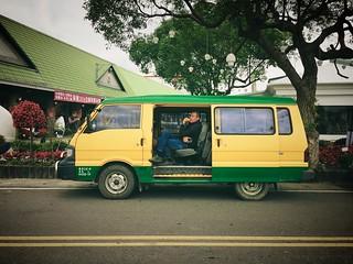 36/365 Nanny Van Driver