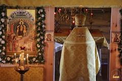 70. Patron Saint's day at All Saints Skete / Престольный праздник во Всехсвятском скиту
