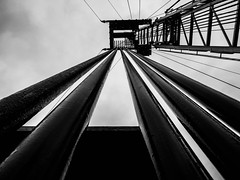 Drillpipes to infinity (GorissenM) Tags: shell gas rig oil land nam drilling onshore boorplatform schoonebeek simwell