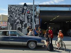 An Assembly of Artist (Eddie C3) Tags: newyorkcity streetart art graffiti graffitiartist astoriaqueens wellingcourt wellingcourtmuralproject 6thannualwellingcourtmuralproject