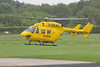 G-RESC Bolkow Bk117 (QSY on-route) Tags: city manchester airport aviation international british barton helicopters 117 c1 bolkow gresc egcb veritair 17062015