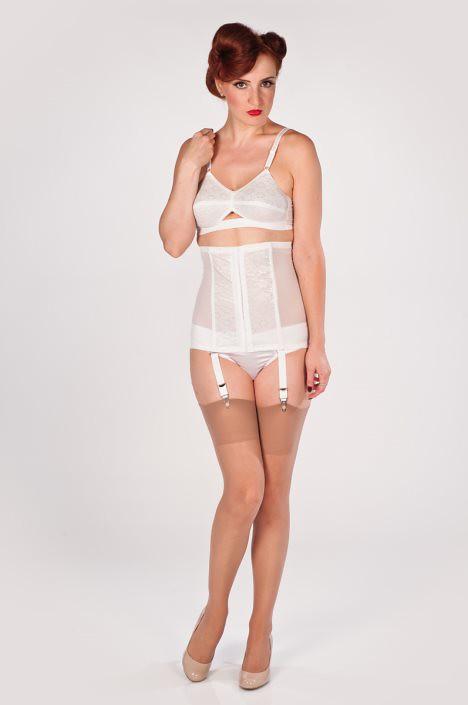 df8498dbc3 retro-lingerie (pinup-fashion) Tags  white stockings lingerie retro  suspender whitelingerie