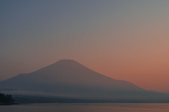 evening scene of Mt.FUJI (yamanaito) Tags: flickr