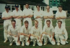"Steeton 1st XI 1994 • <a style=""font-size:0.8em;"" href=""http://www.flickr.com/photos/47246869@N03/19065444874/"" target=""_blank"">View on Flickr</a>"
