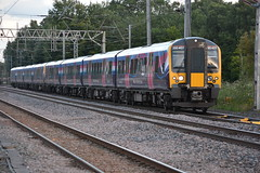350407 & 350402 1S83 passes Floriston Level Crossing, near Mossbank 17.07.2015 (pokeyphoto) Tags: transpennine mossbank class350 350402 350407 floristonlevelcrossing